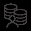 顧客データベースのアイコン02