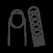 爪と爪磨き・やすりのアイコン02