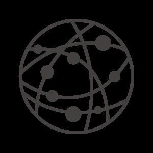 インターネット・ネットワークのアイコン02