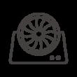 サーキュレーターのアイコン