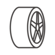タイヤとホイールのアイコン02
