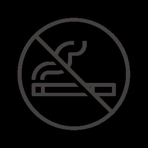禁煙のアイコン