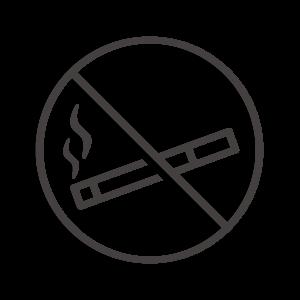 禁煙のアイコン02