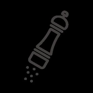 胡椒/コショウ/ペッパーのアイコン02