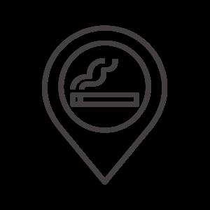 喫煙エリアのアイコン02