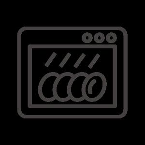 食器洗い機/食洗器のアイコン02