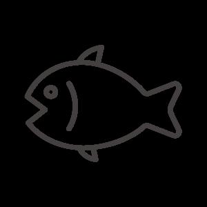 魚のアイコン