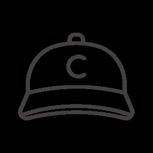 野球帽/キャップのアイコン02