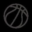 バスケットボールのアイコン02