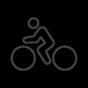サイクリング/自転車のアイコン