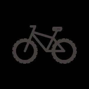 マウンテンバイク/MTBのアイコン
