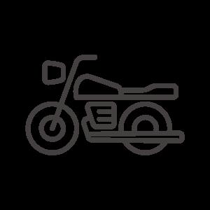 バイク/オートバイのアイコン02